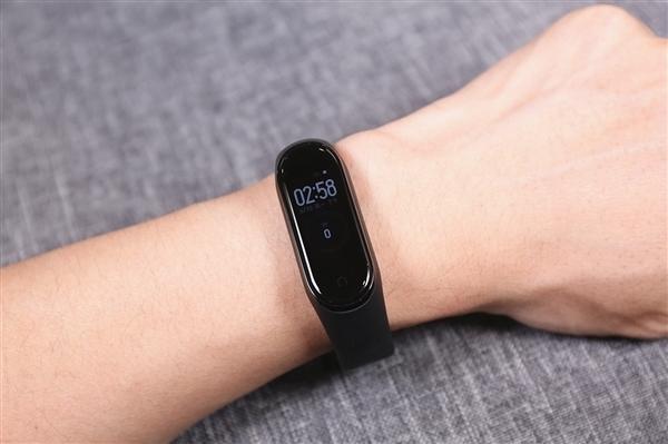 小米手环4 NFC版将开售 说句话即可查询垃圾分类