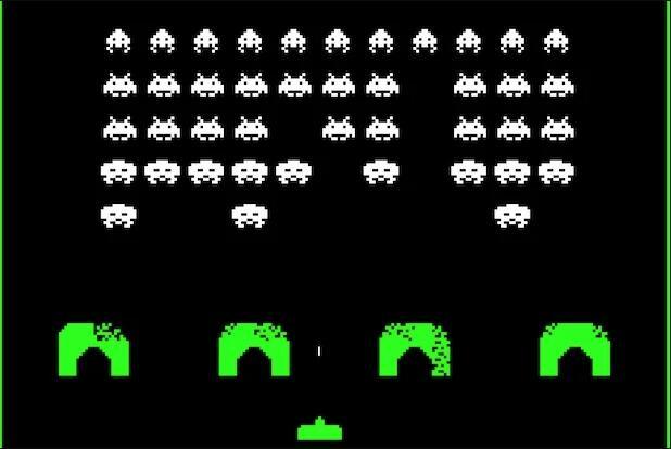 射击游戏鼻祖:经典《太空侵略者》将拍电影