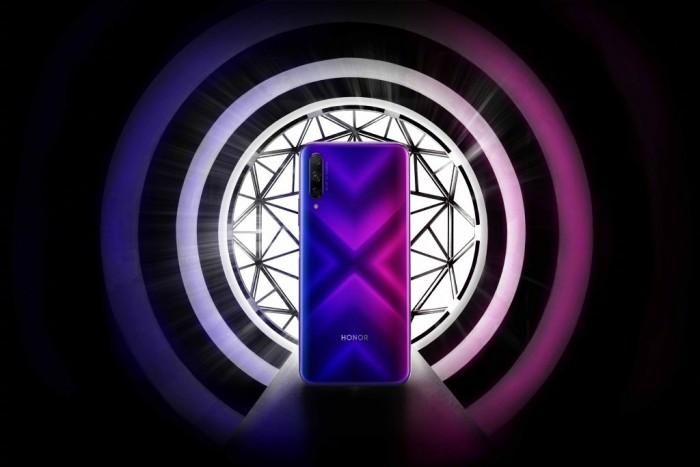 荣耀9X颜值首次曝光:电感X纹理渐变设计