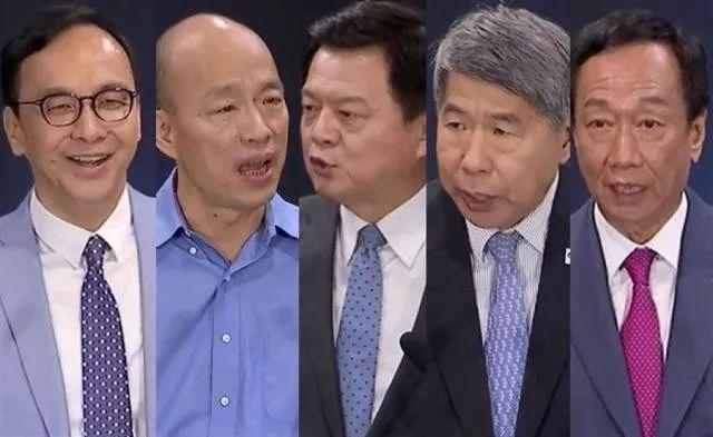 【解局】韩国瑜的胜出,郭台铭的祝福