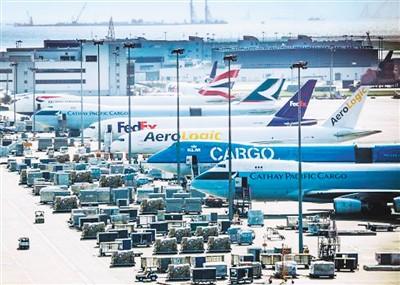 巧借5G东风 打造科技特色 香港智能机场呼之欲出