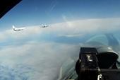 俄战机惊动北欧三国空军