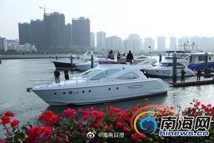 海南省8个非开放海域今起临时对境外游艇开放