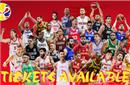 男篮世界杯小组赛单场球票正式开售