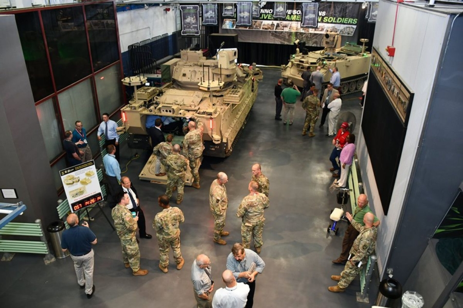 担忧成真 美军预计2020年测试机器人作战车