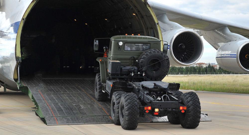 俄还在继续向土交付S400 已派11架飞机送货上门