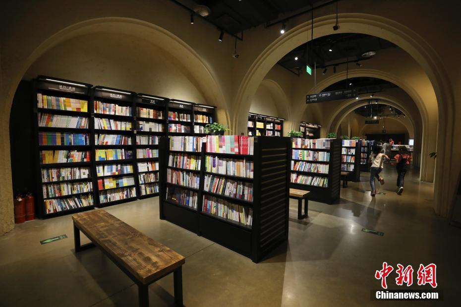 青海几何书店打造高原最大的独立书店