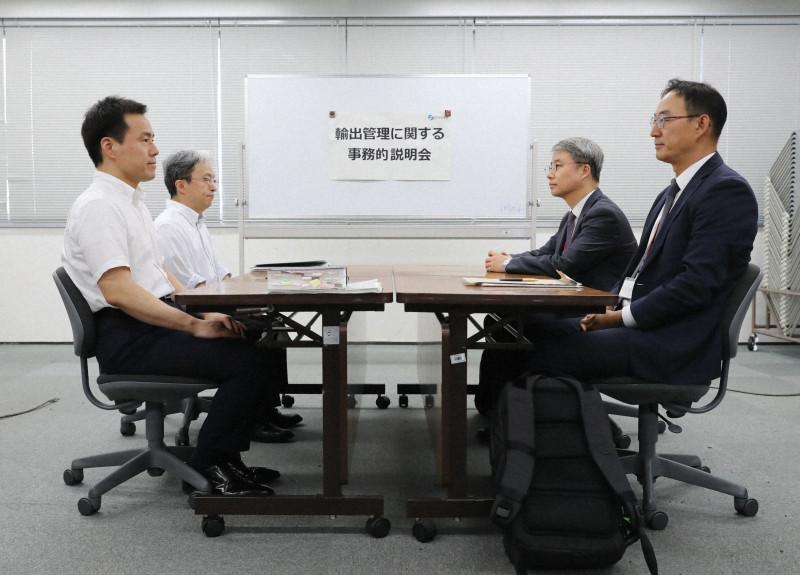 """文在寅对日本""""放狠话?agt=15438"""" 日高官回应:你说的都不是事实"""