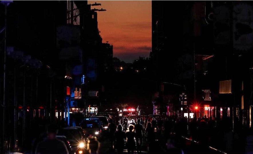 美国电力公司警告纽约或再次停电