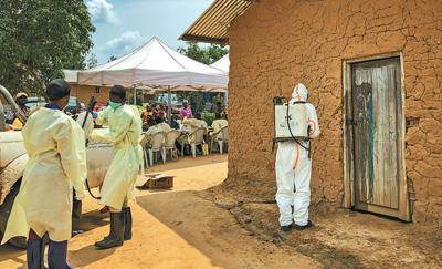 刚果(金)埃博拉疫情持续恶化 已