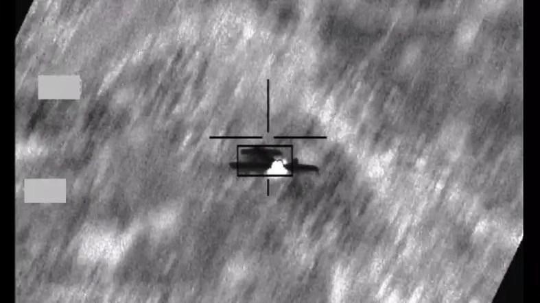 沙特成功拦截也门胡塞武装向沙特发射的无人机