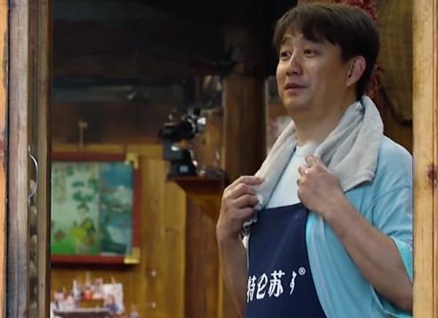 黄磊说还有一盆螺蛳没去尾时,有谁注意鹿晗的表情?真的没有剧本