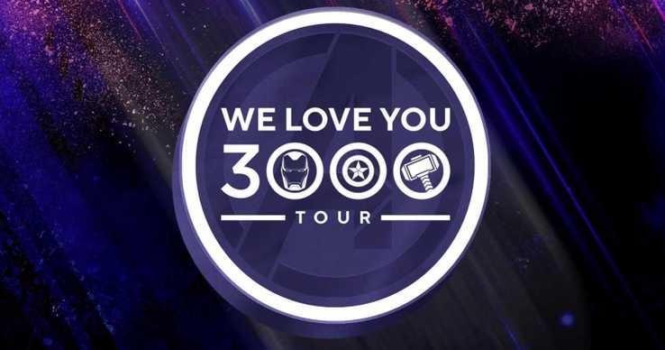 漫威举办我爱你三千次巡演 《复联4》或登顶