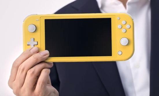 腾讯与任天堂合作 任天堂Switch Lite或有国行