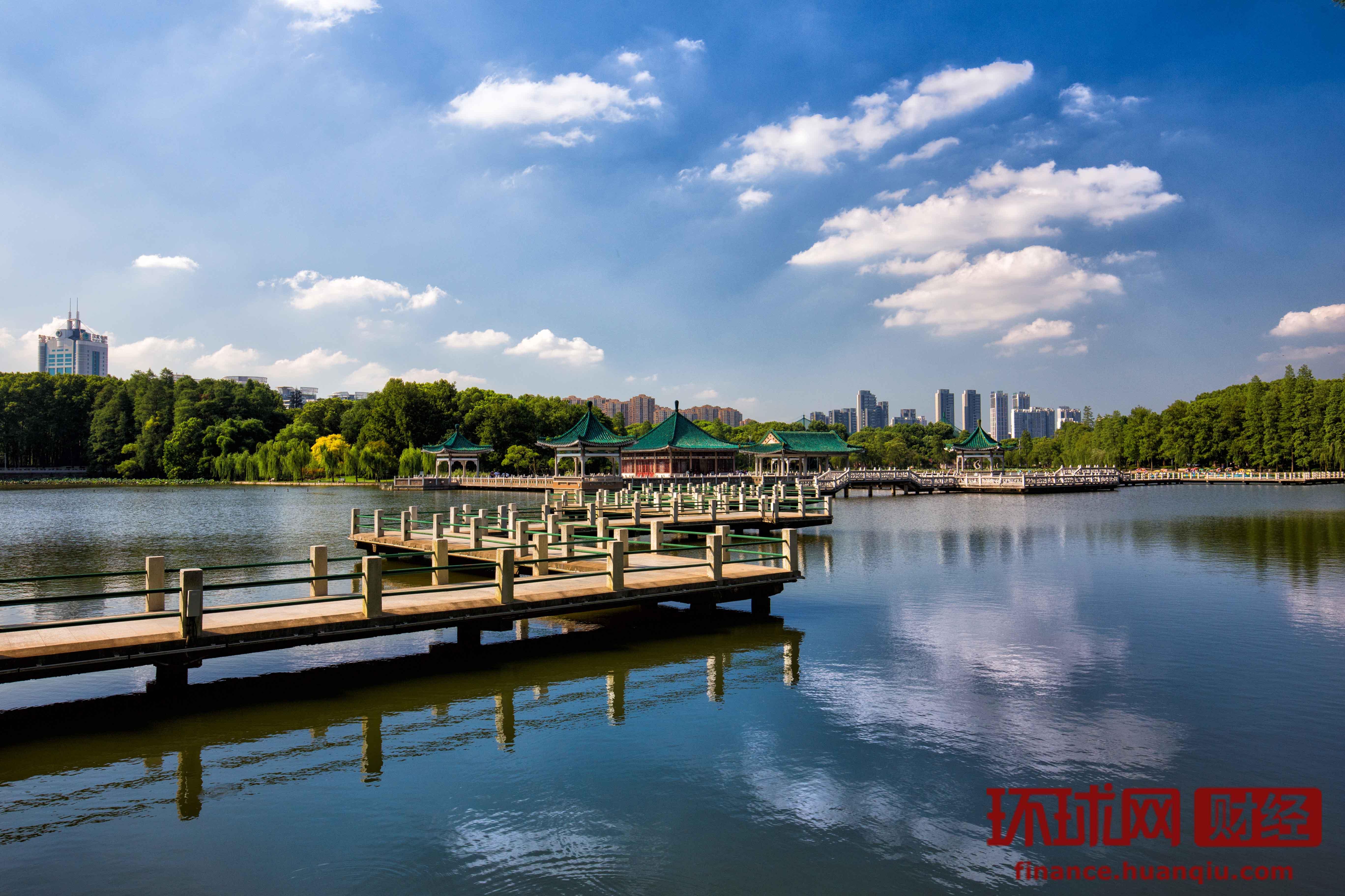 东湖绿道:还绿于城还湖于民 树立绿色生态城市新标杆