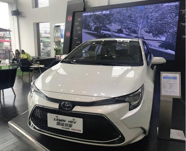 中国拟优待混动车 日系将迎东风