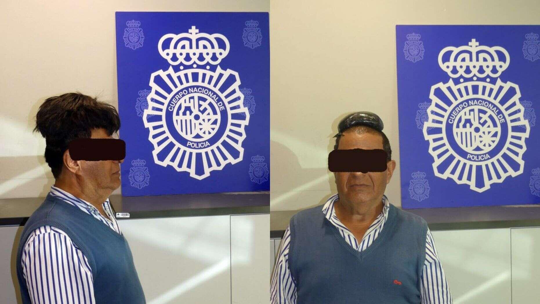 藏毒出新招:哥伦比亚籍男子将毒品偷藏假发内