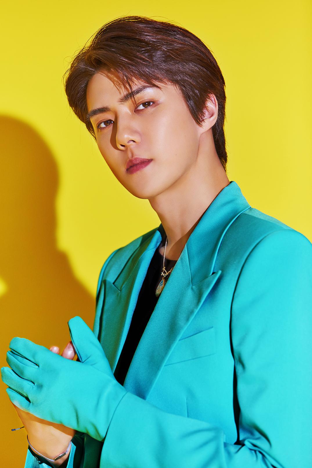 EXO全新小分队世勋&灿烈 《靠近你》预告浪漫感性说唱