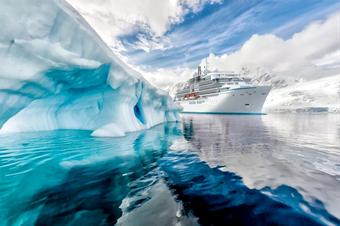 环游 | 在南极赴一场最美的约会