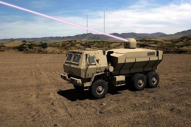 激光武器研发困难重重 美陆军计划与海军合作