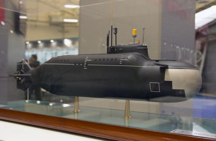俄媒:俄400吨袖珍潜艇将配备口径巡航导弹