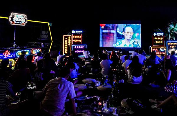 环球文化现场 | 夏夜里的宵夜江湖