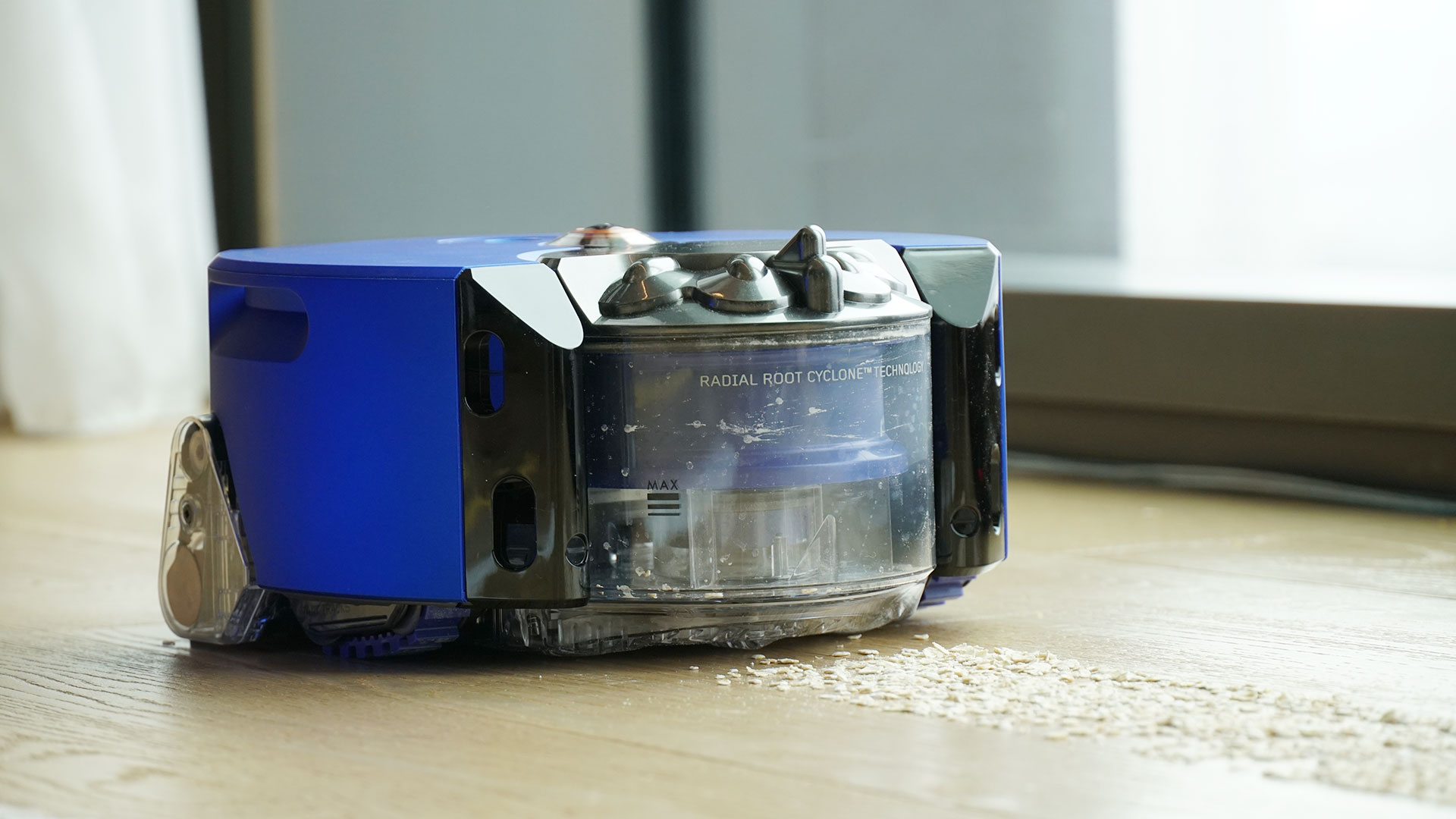 戴森 360 Heurist智能吸尘机器人