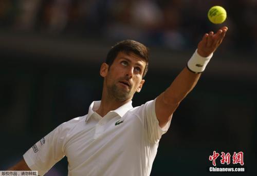 ATP排名:小德稳居世界第一 费德勒紧追纳达尔