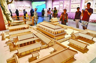秦行宫遗址博物馆免费开放