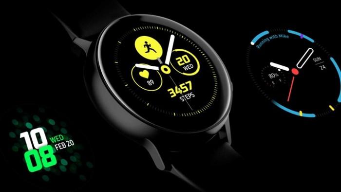 时时彩注册送47元彩金Galaxy Watch Active 2确认有三款型号