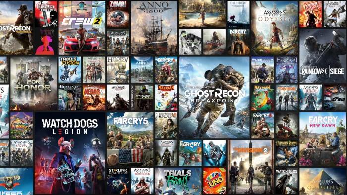 育碧Uplay+9月上线 首月超百款经典游戏免费玩