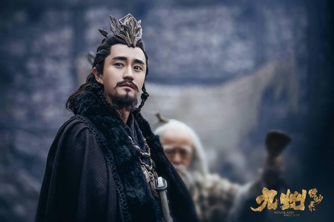 《九州缥缈录》热血开播 杨玏气场全开演绎乱世英雄