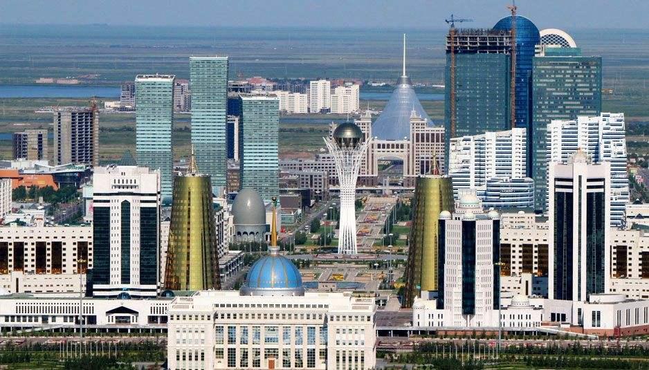 高温席卷中亚 个别地区地面温度达70摄氏度