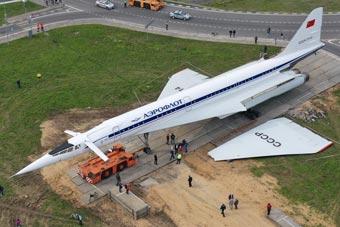 世界首款超音速客机即将被改造为纪念碑