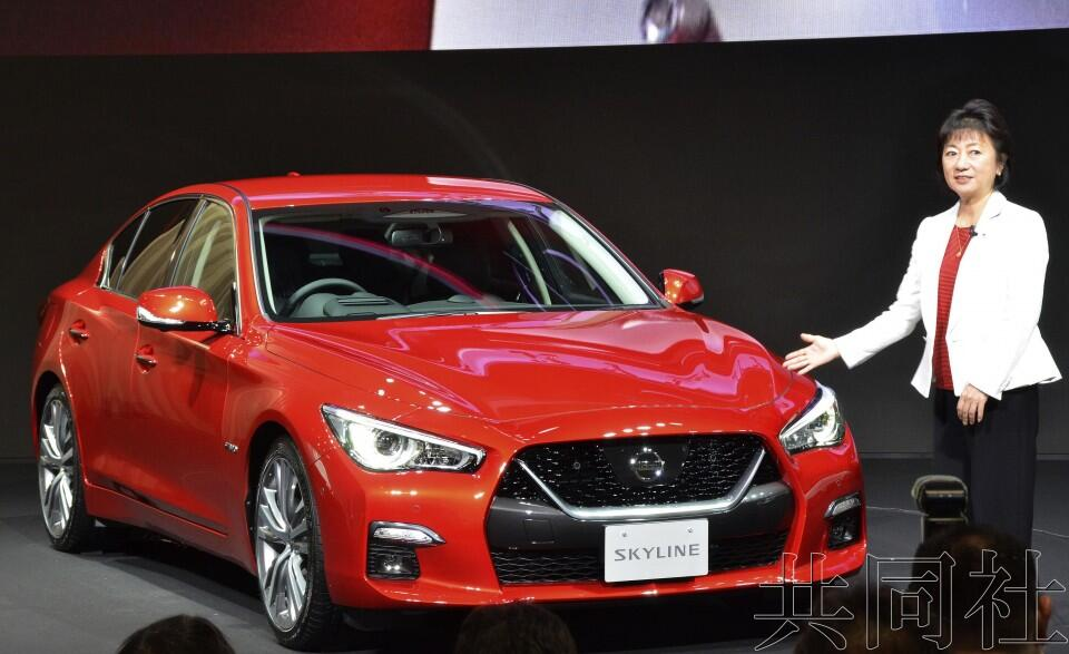日产发布SKYLINE改良款 配驾驶辅助功能创日本先河