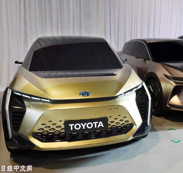 丰田与中国车载电池巨头合作 力争确保稳定供应