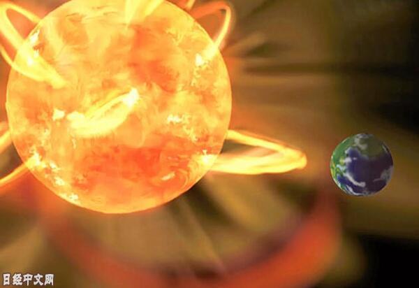日本研究显示类地行星或遭遇致死性宇宙射线