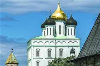 环游 | 普斯科夫,俄罗斯文化的摇篮