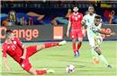 尼日利亚队获非洲杯季军 申花大将受伤离场