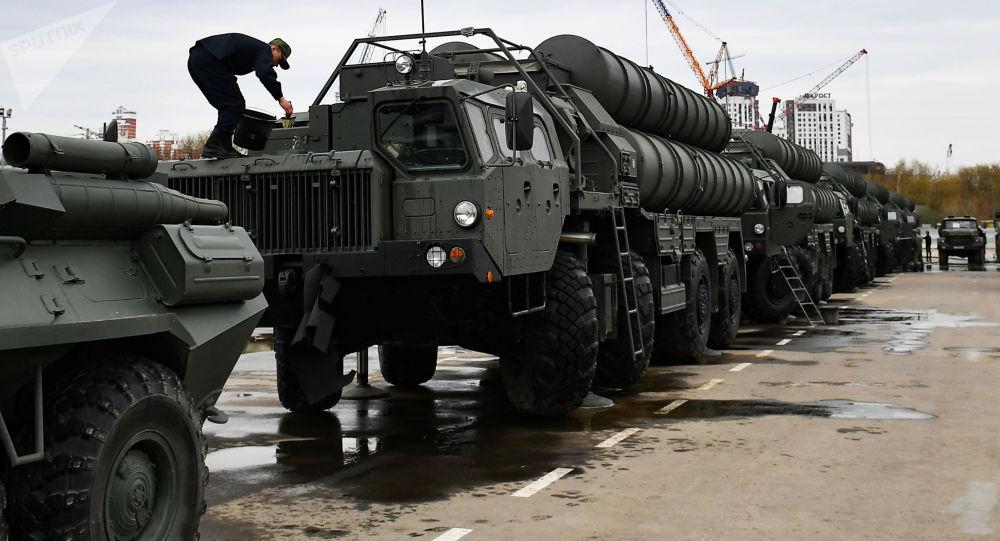印方称俄S400对印交付将于2023年4月前完成
