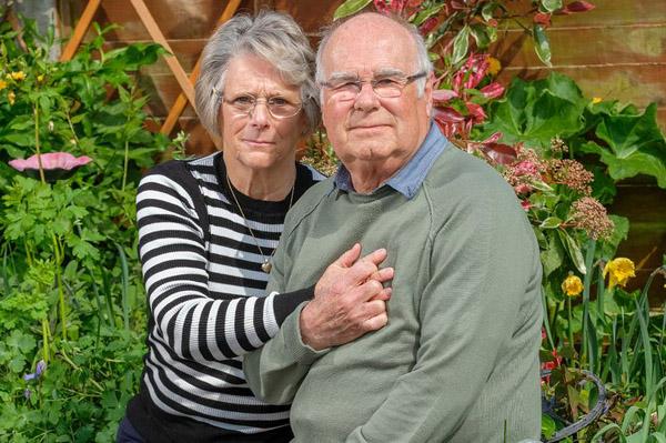英老人接受心脏移植后存活35年 呼吁人们捐献器官