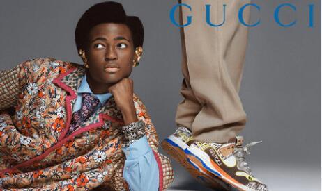 Gucci 2019创意大片