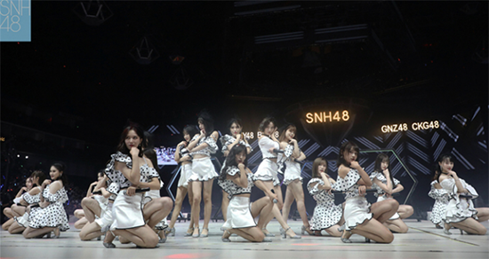 SNH48一期生将迎总决选专属环节 共谱成长羁绊