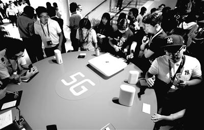 """5G終端""""智聯萬物""""整裝待發"""