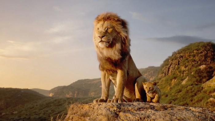 《狮子王》虽褒贬不一但上映首周末票房绝不会低