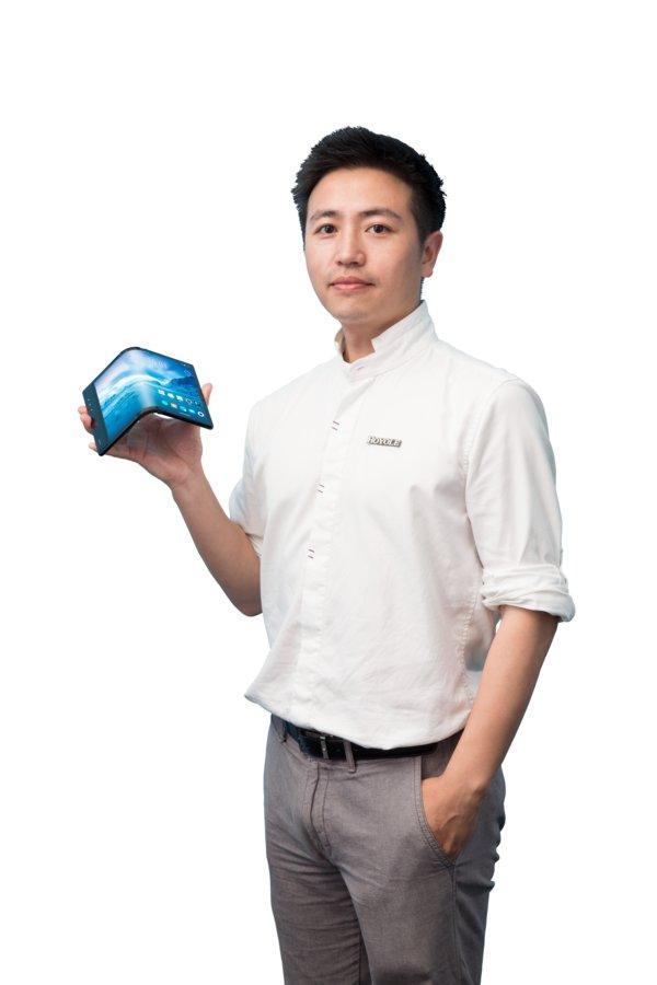 柔宇CEO刘自鸿入选《财富》2019年全球40位40岁以下商业精英榜
