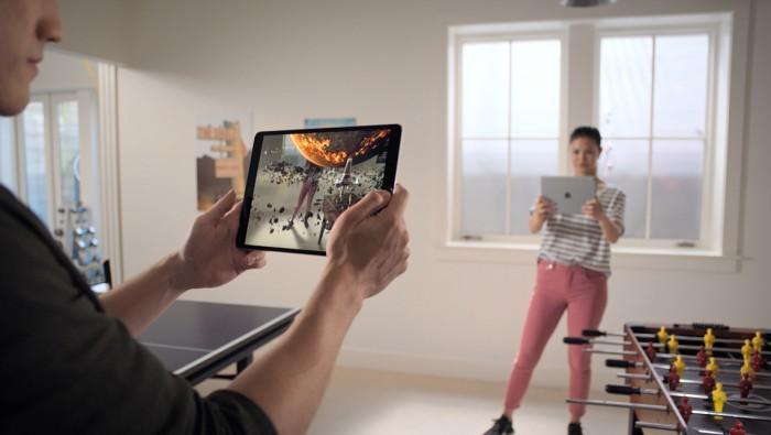 苹果将继续建设AR生态 年底或量产ToF元件