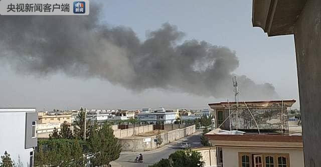 阿富汗南部坎大哈省发生爆炸 暂无人员伤亡