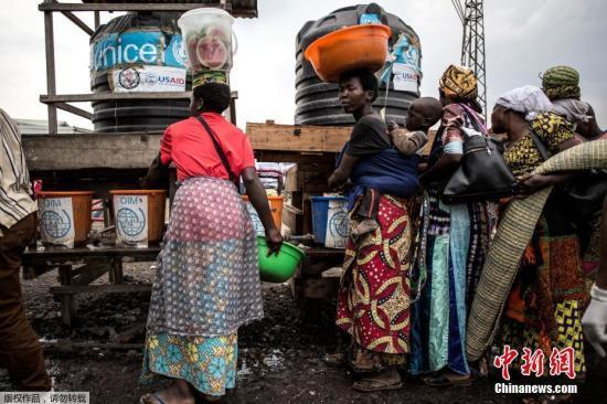 紧急!世卫宣布刚果(金)埃博拉疫情为突发公共卫生事件