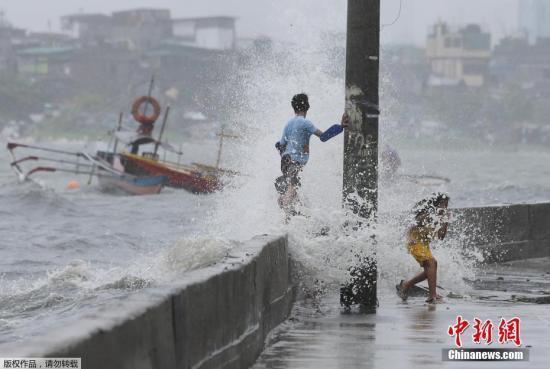 """台风""""丹娜丝""""致菲律宾多地??渭昂I辖煌糜? /><span class="""